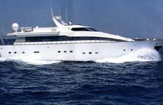 Motor yacht 30 m | 6 cabins steel , Greece