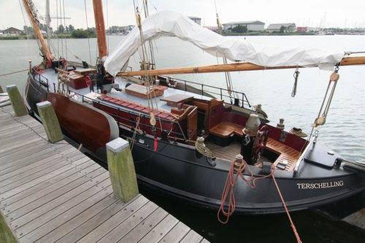 Sailing-chartership type schokker