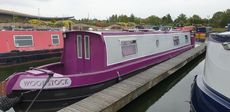 50 foot Narrowboat