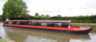 1991 Cruiser stern Stoke on Trent