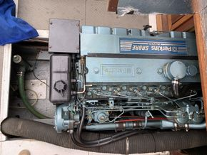 Nelson 820 - Engine Compartment
