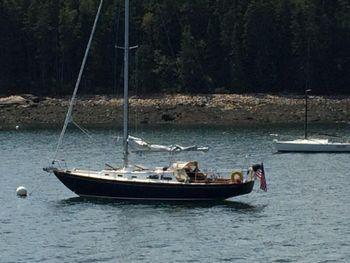 Northeast 38 Cruising Yacht