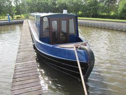58ft 6 inches Cruiser Stern - Joyce
