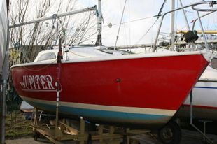 Hunter Sonata, lift keel.