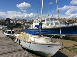 Falmouth Gypsy 24 Mk2 (GRP)