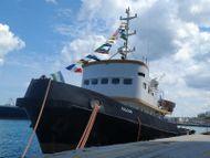 Multi purpose 38.4m vessel