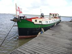 60ft Coastal barge - Due to changing health conditions.