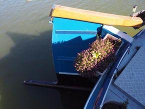 Dutch Barge 23m  - Stern