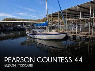 1966 Pearson Countess 44