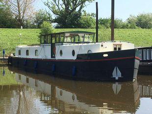 Widebeam Replica Dutch Barge