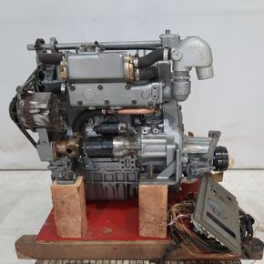 yanmar 3jh30a marine engine for lifeboat micro-marine