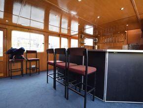 Passenger Trip Boat 36m  - Interior