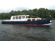 luxe motor, excellent canalbarge, rivercruiser