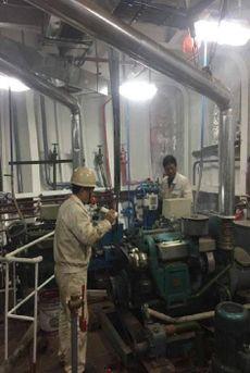 1556DWT Chemical Tanker IMO II