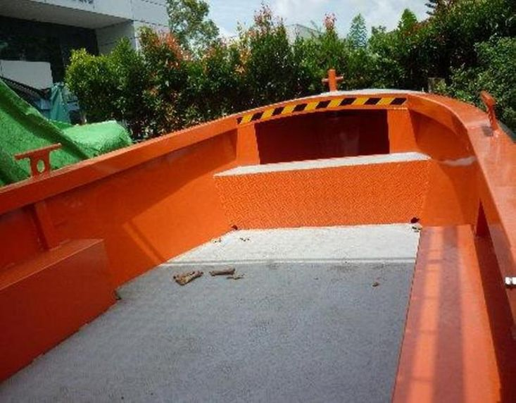18ft Workboat OB