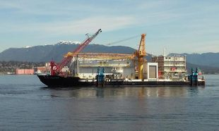 FLOATING PRODUCTION AND OFFLOADING BARGE