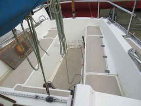 Sailing Cruiser 23 Cobra 700 Fin Keel - Cockpit