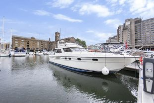 Motor yacht for sale, E1W