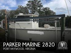 2014 Parker Marine 2820 Xld Sport Cabin