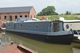New 57ft Semi-trad Stern Lined Sailaway Narrowboat With Additions.