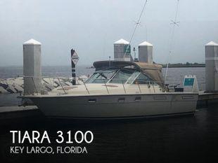 1987 Tiara 3100