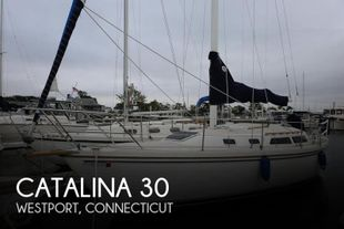 1987 Catalina C 30 Tall Rig