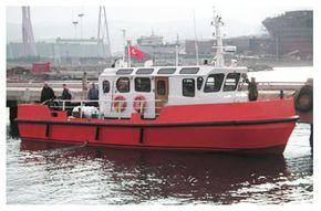 14M Twin Screw Workboat