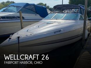 2001 Wellcraft Excalibur 26