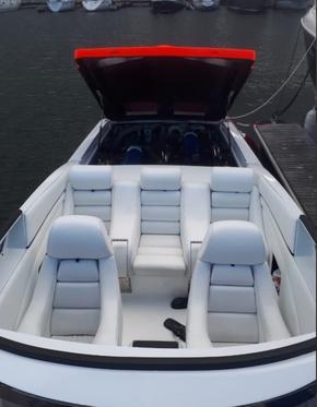 Carine Yachts  - Luxury Yacht Brokerage | DONZI 38 ZRC 2003 | Photo 3