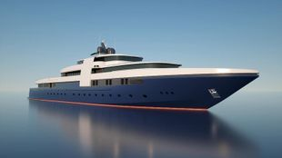 New 82.00 Meter Mega Yacht