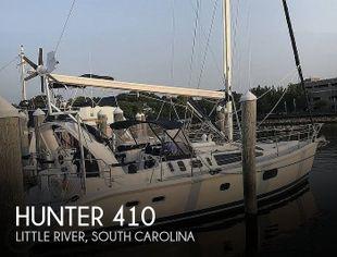 1998 Hunter 410