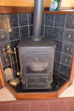 Morso Squirrel stove