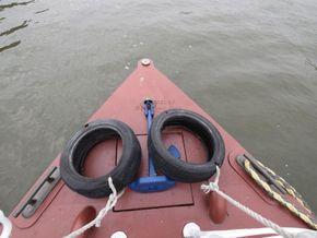 Passenger Trip Boat 36m  - Bow