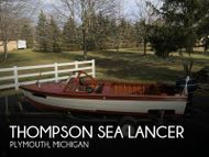 1957 Thompson Sea Lancer