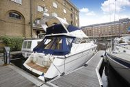 2 bedroom houseboat, St Katharine Docks, Wapping, E1W