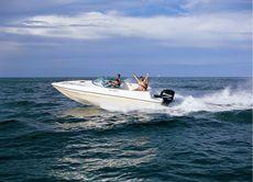 Cortina 620 Outboard