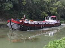 Barge 19,17m