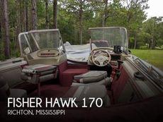 2000 Fisher Hawk 170