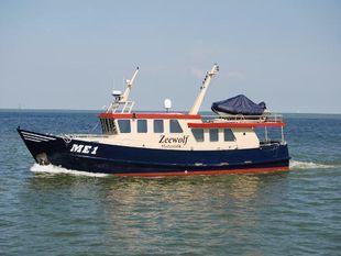 Sea going Cutter, liveaboard