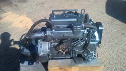 Yanmar Yanmar 3QM30 Marine Diesel Engine Breaking For Spares