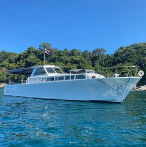 Cabin Cruiser motor boat for sale in Langkawi