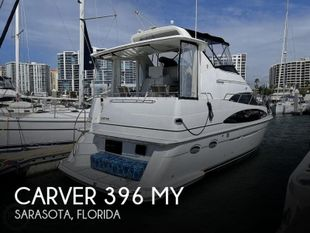 2001 Carver 396 MY