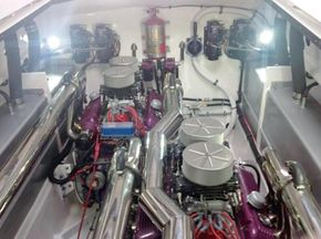 Bubbledeck Engine Bay 3