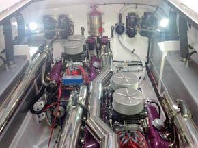Bubbledeck Engine Bay 3