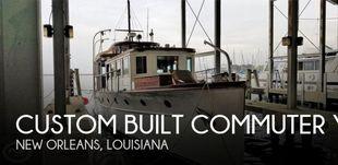 1929 Custom Built Commuter Yacht 73