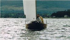 Loch Long One Design racing day-boat