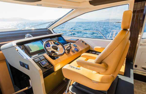 Carine Yachts  - Luxury Yacht Brokerage | AZIMUT 77S 2015 | Photo 7