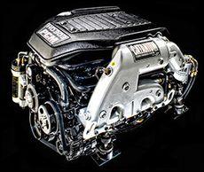 Engine - HO V8, 303 hp