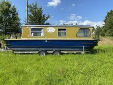 Wilderness Beaver 23 Trail Boat