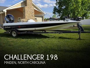 1992 Challenger 198 Pro Bass Radical One